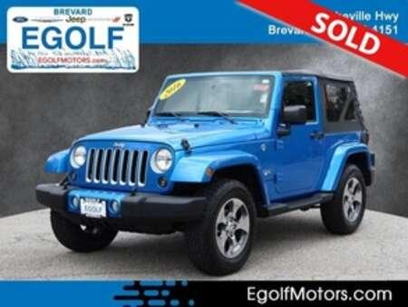 2016 Jeep Wrangler Sahara 4WD for Sale  - 7672  - Egolf Motors