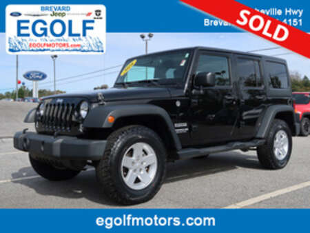 2016 Jeep Wrangler Sport 4WD for Sale  - 21549A  - Egolf Motors