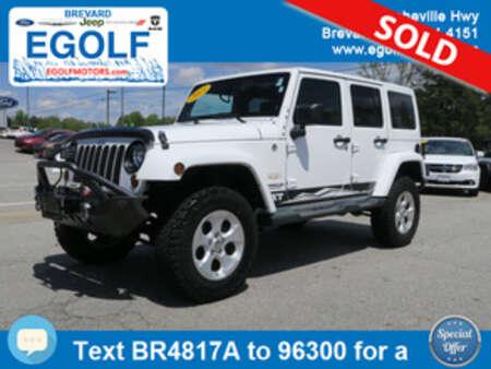 2013 Jeep Wrangler Unlimited Sahara for Sale  - 4817A  - Egolf Motors