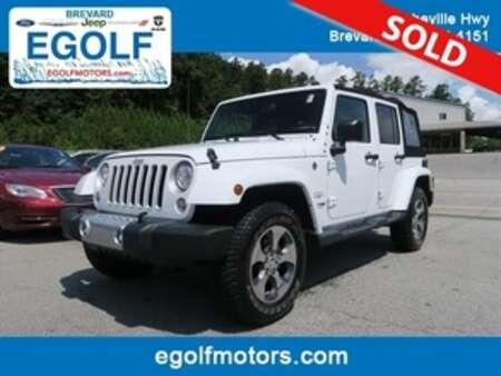 2018 Jeep Wrangler JK Unlimited Sahara for Sale  - 21663A  - Egolf Motors