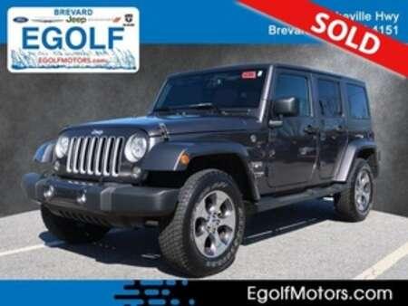 2018 Jeep Wrangler JK Unlimited Unlimited Sahara for Sale  - 82304  - Egolf Motors