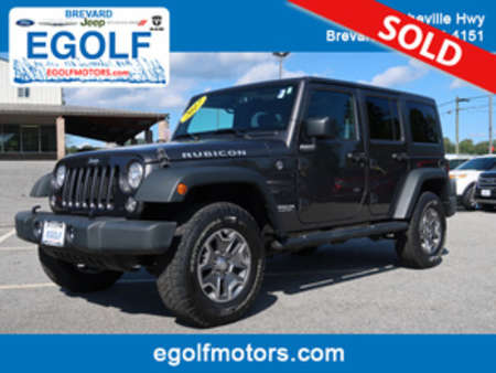 2017 Jeep Wrangler Rubicon for Sale  - 10686A  - Egolf Motors