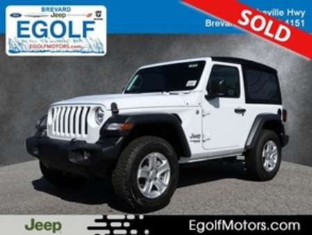 2018 Jeep Wrangler Sport for Sale  - 21676  - Egolf Motors