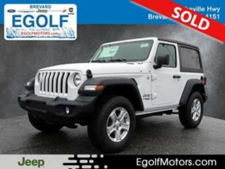 2019 Jeep Wrangler Sport for Sale  - 21717  - Egolf Motors