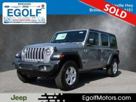 2019 Jeep Wrangler SPORT 4X4 for Sale  - 21771  - Egolf Motors