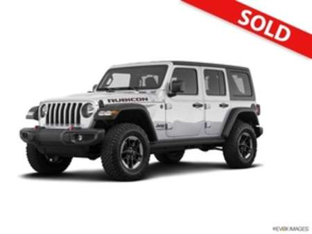 2019 Jeep Wrangler RUBICON 4X4 for Sale  - 21778  - Egolf Motors