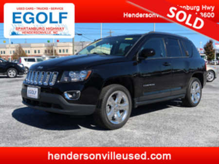 2015 Jeep Compass High Altitude Edition 4WD for Sale  - 7580  - Egolf Motors