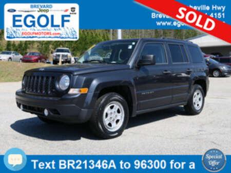 2014 Jeep Patriot Sport for Sale  - 21346A  - Egolf Motors
