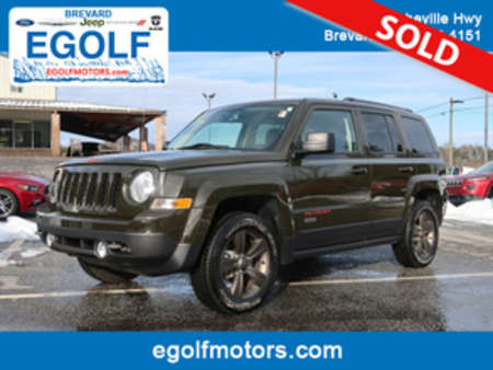 2017 Jeep Patriot Sport 75th Anniversary for Sale  - 21692C  - Egolf Motors