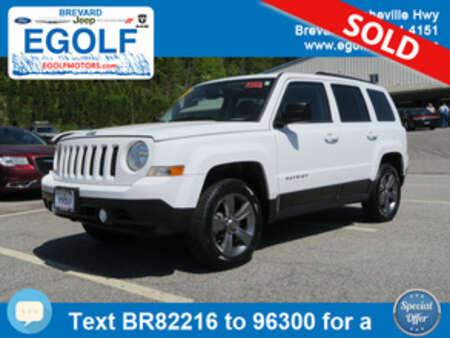 2015 Jeep Patriot High Altitude for Sale  - 82216  - Egolf Motors