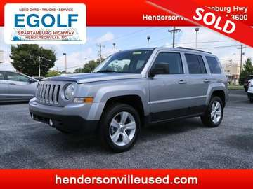 2017 Jeep Patriot Lati