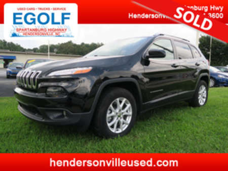 2018 Jeep Cherokee Latitude for Sale  - 7539  - Egolf Motors