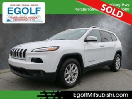2017 Jeep Cherokee Latitude for Sale  - 7614  - Egolf Motors