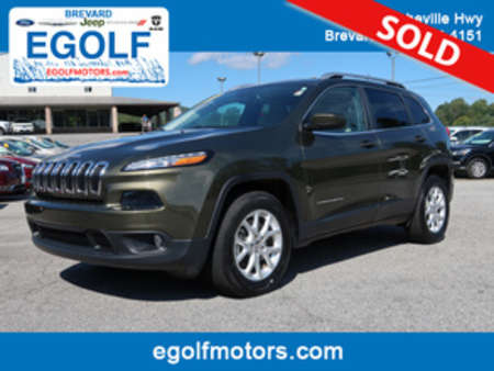 2015 Jeep Cherokee Latitude 4WD for Sale  - 82266A  - Egolf Motors
