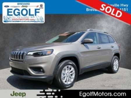 2019 Jeep Cherokee Latitude for Sale  - 21637  - Egolf Motors