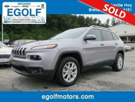 2018 Jeep Cherokee Latitude for Sale  - 82210  - Egolf Motors