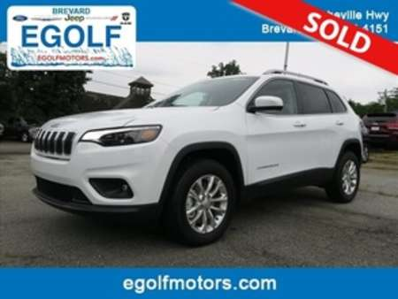 2019 Jeep Cherokee Latitude for Sale  - 21654  - Egolf Motors