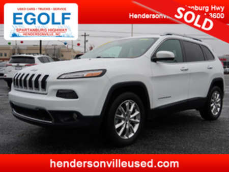 2015 Jeep Cherokee Limited 4WD for Sale  - 7602  - Egolf Motors