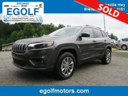 2019 Jeep Cherokee Latitude Plus for Sale  - 21648  - Egolf Motors