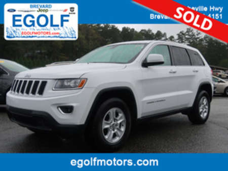 2015 Jeep Grand Cherokee Laredo 4WD for Sale  - 82262  - Egolf Motors