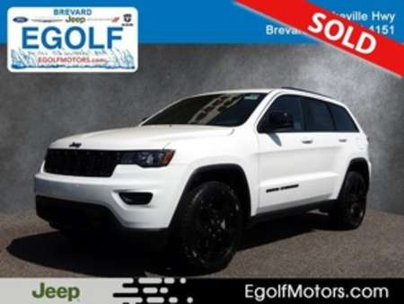 2019 Jeep Grand Cherokee LAREDO 4X4 for Sale  - 21775  - Egolf Motors