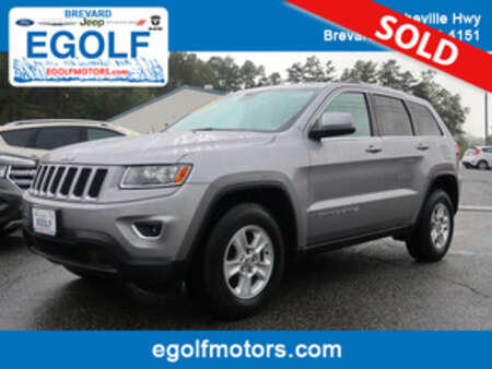 2015 Jeep Grand Cherokee Laredo 4WD for Sale  - 82261  - Egolf Motors