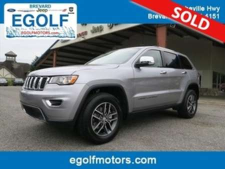 2018 Jeep Grand Cherokee Limited for Sale  - 21630  - Egolf Motors