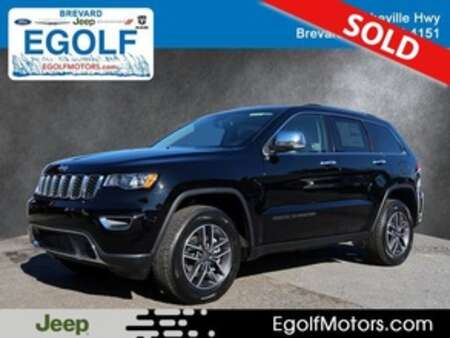2019 Jeep Grand Cherokee Limited for Sale  - 21715  - Egolf Motors