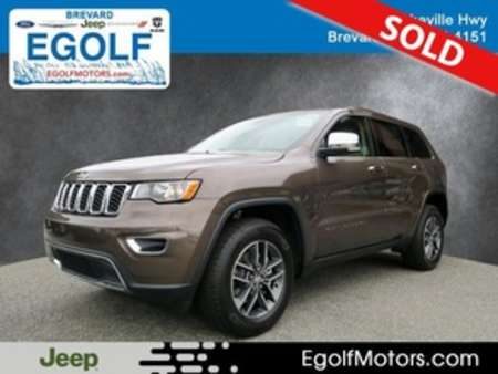 2018 Jeep Grand Cherokee Limited for Sale  - 21631  - Egolf Motors