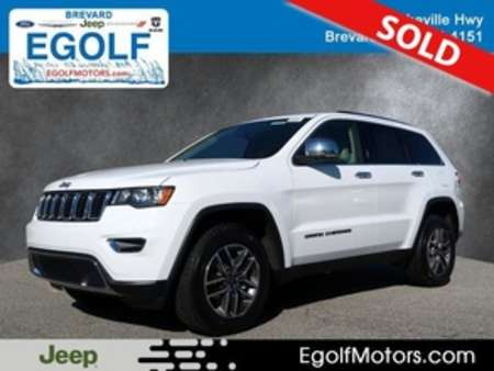 2019 Jeep Grand Cherokee Limited for Sale  - 21714  - Egolf Motors
