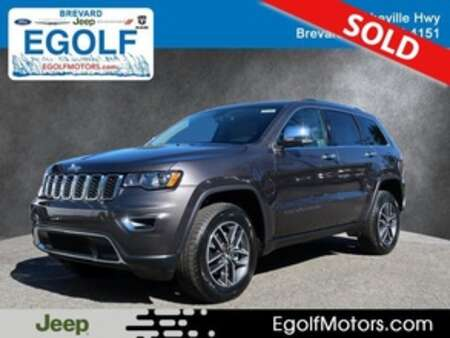2019 Jeep Grand Cherokee Limited for Sale  - 21753  - Egolf Motors
