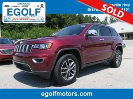 2017 Jeep Grand Cherokee Limited for Sale  - 82247  - Egolf Motors