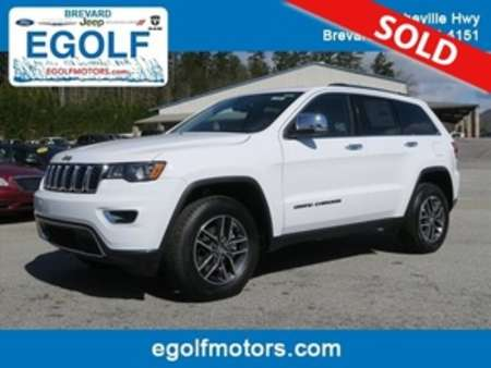 2018 Jeep Grand Cherokee Limited for Sale  - 21584  - Egolf Motors