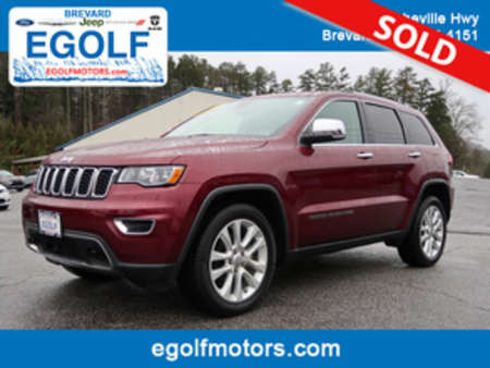 2017 Jeep Grand Cherokee Limited for Sale  - 21737A  - Egolf Motors