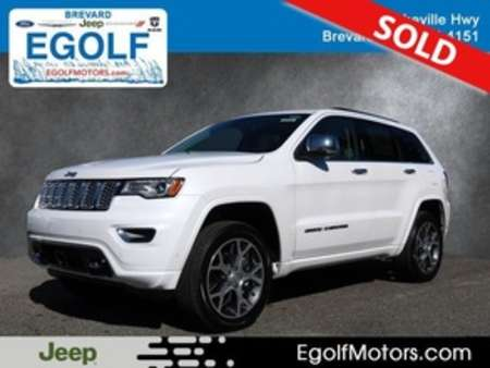 2019 Jeep Grand Cherokee Overland for Sale  - 21751  - Egolf Motors