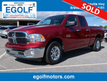 2015 Ram 1500 Big Horn 2WD Quad Cab for Sale  - 21673A  - Egolf Motors
