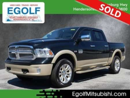 2013 Ram 1500 Laramie Longhorn 2WD Crew Cab for Sale  - 7658  - Egolf Motors