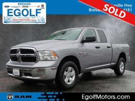 2019 Ram 1500 Classic Tradesman Quad Cab for Sale  - 21747  - Egolf Motors