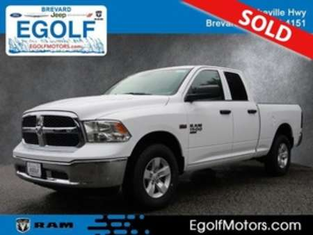 2019 Ram 1500 Classic Tradesman Quad Cab for Sale  - 21725  - Egolf Motors