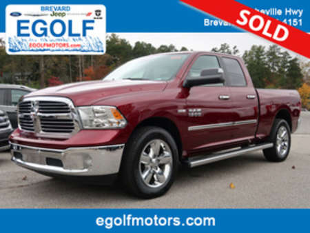 2017 Ram 1500 Big Horn Quad Cab for Sale  - 82280  - Egolf Motors