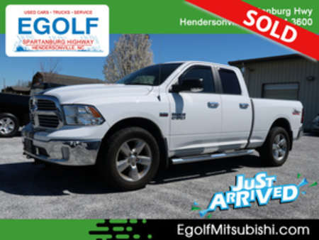 2013 Ram 1500 Big Horn 4WD Quad Cab for Sale  - 21648B  - Egolf Motors