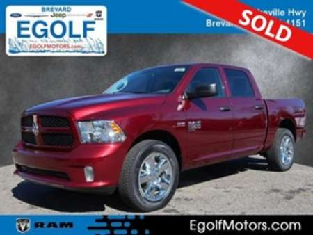 2019 Ram 1500 Classic Tradesman Crew Cab for Sale  - 21683  - Egolf Motors