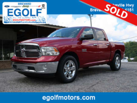 2014 Ram 1500 Big Horn 4WD Crew Cab for Sale  - 10598A  - Egolf Motors
