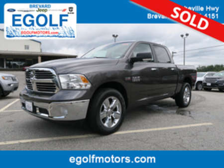 2015 Ram 1500 Big Horn 4WD Crew Cab for Sale  - 82251  - Egolf Motors