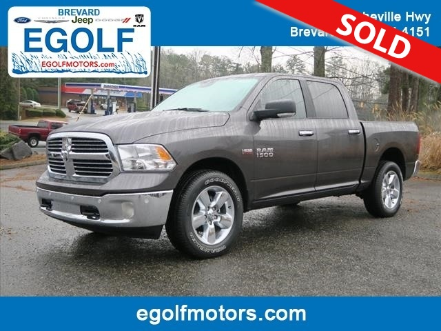 2018 Ram 1500 Big Horn Stock 21562 Brevard Nc