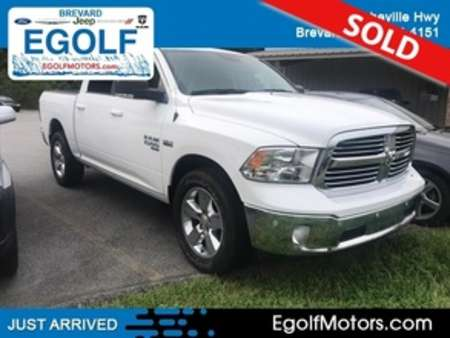 2019 Ram 1500 Classic Big Horn Crew Cab for Sale  - 82311  - Egolf Motors