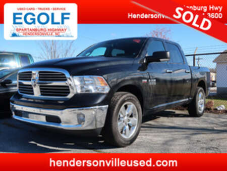 2016 Ram 1500 Big Horn 4WD Crew Cab for Sale  - 82270  - Egolf Motors