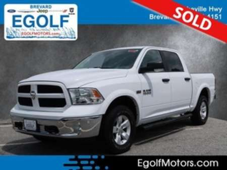 2016 Ram 1500 Outdoorsman 4WD Crew Cab for Sale  - 82303  - Egolf Motors