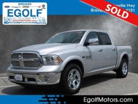 2018 Ram 1500 Laramie Crew Cab for Sale  - 82308  - Egolf Motors