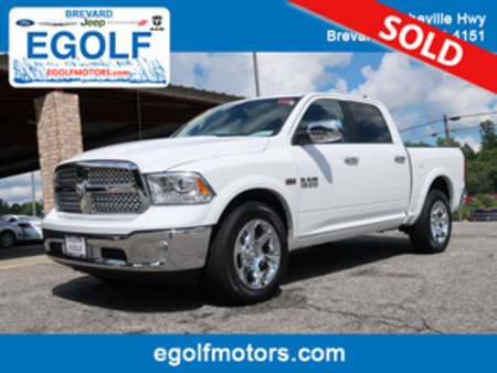 2018 Ram 1500 Laramie Crew Cab for Sale  - 82258  - Egolf Motors